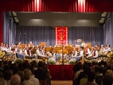 27.03.2016 - Easter Concert of the traditional band of Glorenza